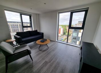 Thumbnail 1 bed flat to rent in Downtown, Woden Street, Salford