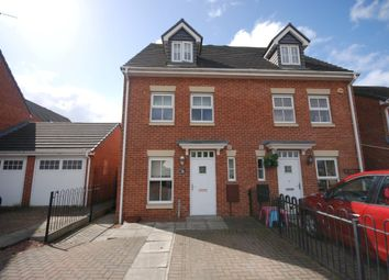 Thumbnail Town house for sale in Flanders Court, Birtley, Chester Le Street