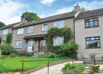 Thumbnail 3 bed terraced house for sale in Milndavie Crescent, Strathblane, Stirlingshire
