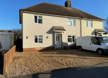Thumbnail 4 bed semi-detached house for sale in Little Close, Eye, Peterborough