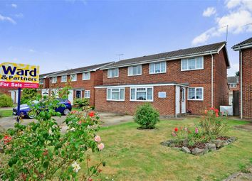 Thumbnail 4 bed semi-detached house for sale in Lucks Way, Marden, Kent