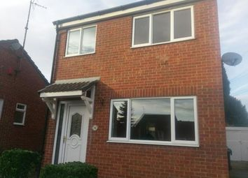 Thumbnail 3 bed detached house to rent in Hadrian Road, Brinsworth, Rotherham, South Yorkshire