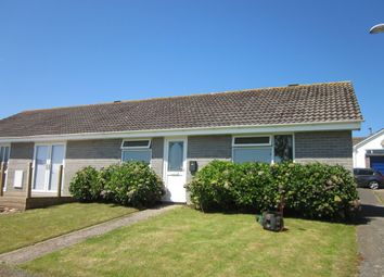 Thumbnail 2 bed terraced bungalow for sale in Polwithen Drive, Carbis Bay, St. Ives