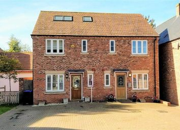 Thumbnail 4 bed semi-detached house for sale in Phipps Road, Woodford Halse, Northamptonshire
