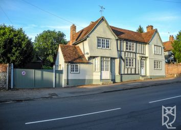 Thumbnail 4 bed semi-detached house for sale in Brook Street, Great Bardfield, Essex