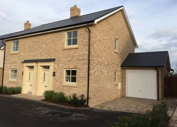 Thumbnail 2 bedroom property to rent in Fowlmere Road, Foxton, Cambridge