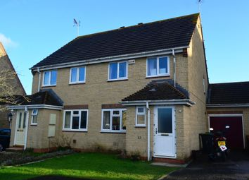 Thumbnail Semi-detached house for sale in Church View, Gillingham