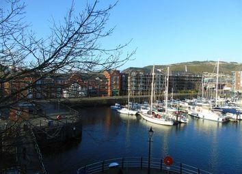 Thumbnail 1 bed flat for sale in Abernethy Square, Marina, Swansea