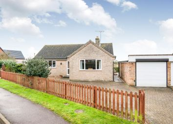 Thumbnail 2 bed detached bungalow for sale in East Barton Road, Great Barton, Bury St. Edmunds