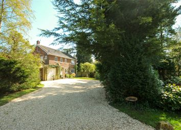 Thumbnail 4 bed detached house for sale in Gables Road, Church Crookham, Fleet