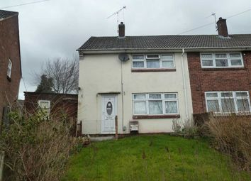 Thumbnail 2 bed end terrace house for sale in Lime Grove, Camp Hill, Nuneaton