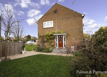 Thumbnail 1 bed maisonette for sale in Edmunds Road, Buxhall, Stowmarket