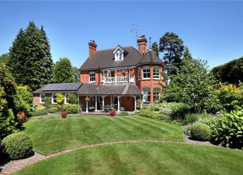Thumbnail 3 bed flat for sale in Tranquillity, Woodlands Ride, Ascot, Berkshire
