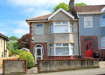 Thumbnail 3 bed end terrace house for sale in Ravenhill Road, Knowle, Bristol