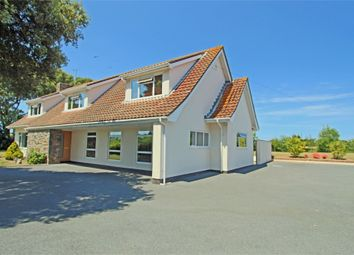 Thumbnail 4 bed detached house for sale in Willow Hey, Route Des Sages, St Pierre Du Bois