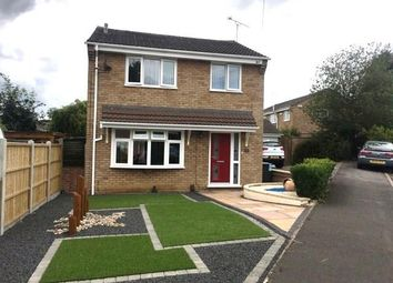 Thumbnail 3 bed detached house for sale in Zorrina Close, Nuneaton