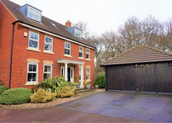 Thumbnail 5 bed detached house for sale in Hornscroft Park, Hull
