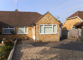 Thumbnail 3 bed semi-detached bungalow to rent in Glebe Road, Farnborough