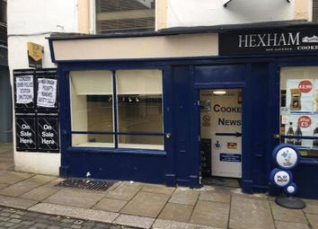 Thumbnail Commercial property to let in Meal Market, Hexham