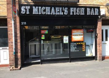 Thumbnail Restaurant/cafe for sale in St. Michaels Drive, Brereton, Rugeley