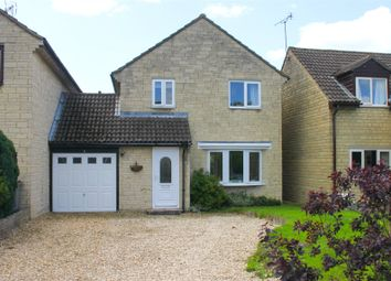 Thumbnail 4 bed detached house for sale in Pheasant Way, Cirencester, Gloucestershire