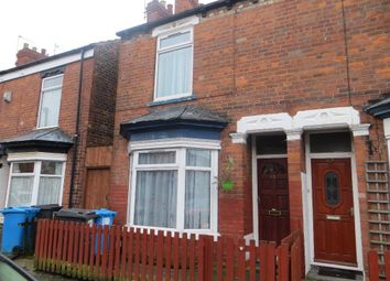 Thumbnail 3 bed terraced house to rent in Newstead Street, Hull