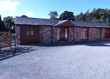 Thumbnail 2 bed detached bungalow to rent in River Holme, Dalston, Carlisle