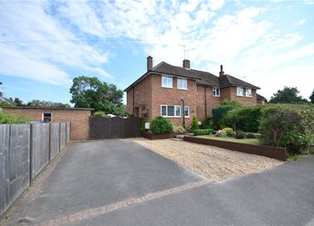 Thumbnail 3 bedroom semi-detached house for sale in Champion Way, Church Crookham, Fleet