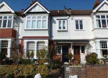 Thumbnail 4 bed terraced house to rent in Bernard Avenue, Ealing, London
