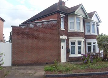 Thumbnail 2 bed terraced house to rent in Vinecote Road, Longford, Coventry