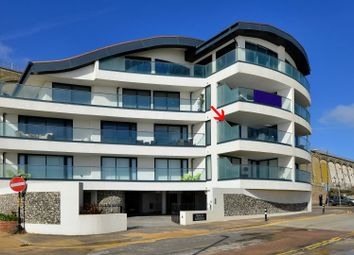 Thumbnail 3 bed flat for sale in Marina Esplanade, Ramsgate