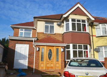Thumbnail 6 bed semi-detached house for sale in Rosebery Road, Hounslow