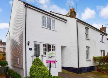 Thumbnail 2 bed end terrace house for sale in New Road, Crowborough, East Sussex
