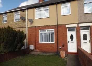 Thumbnail 3 bed terraced house for sale in Whitsun Avenue, Bedlington