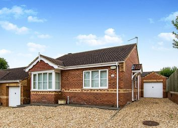 Thumbnail 2 bed bungalow to rent in Woodside, Branston, Lincoln