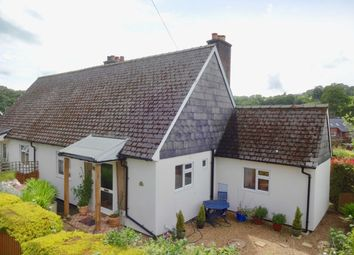 Thumbnail 3 bed semi-detached house for sale in Heol Bowys, Llanfair Caereinion, Welshpool, Powys
