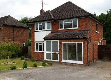 Thumbnail 3 bedroom detached house to rent in Cranborne Avenue, Hitchin