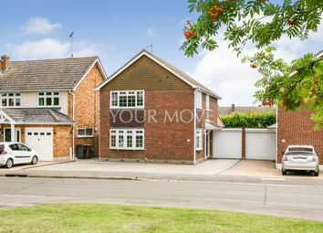 Thumbnail 4 bed detached house for sale in Wellfield, Writtle, Chelmsford