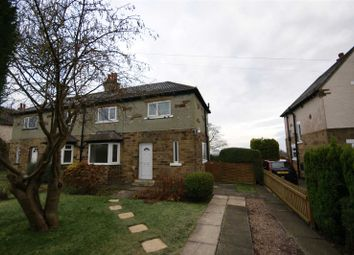 Thumbnail 2 bed semi-detached house to rent in Northedge Park, Hipperholme, Hipperholme