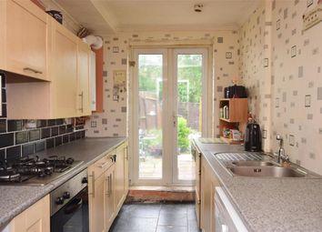 Thumbnail 2 bedroom terraced house for sale in Howard Road, Dartford, Kent