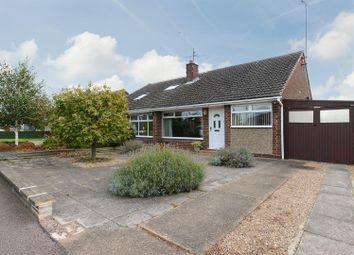 Thumbnail 3 bedroom semi-detached bungalow for sale in Brookthorpe Way, Silverdale, Nottingham
