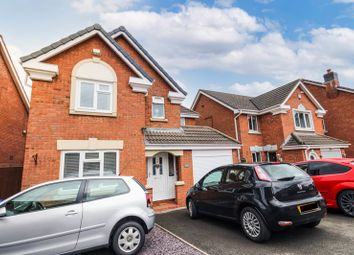 4 bed detached house for sale in Peregrine Grove, Meir Park, Stoke-On-Trent ST3