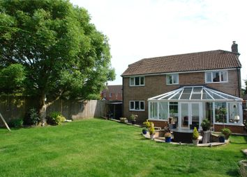 Thumbnail 5 bed detached house for sale in Worlds End, Beedon, Newbury, Berkshire