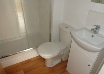 Thumbnail 1 bed flat to rent in West Street, Leicester