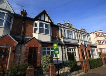 Thumbnail 4 bed terraced house for sale in Glendale Gardens, Leigh-On-Sea