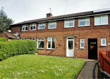 Thumbnail 3 bed terraced house for sale in Ash Grove, Northwich