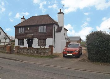 Thumbnail 3 bed detached house for sale in Mill Hill Ashford Road, Kingsnorth, Ashford, Kent