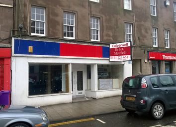 Thumbnail Retail premises for sale in High Street, Montrose