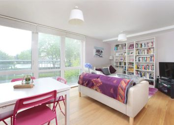Thumbnail 1 bed flat for sale in Clarence Avenue, Clapham, London