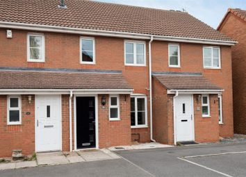 Thumbnail 2 bed town house for sale in Stableford Close, Shepshed, Loughborough
